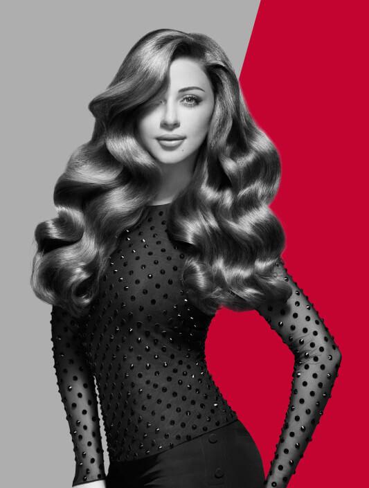 hair photographer toufic dubai