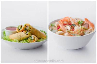 Abu Dhabi food photography