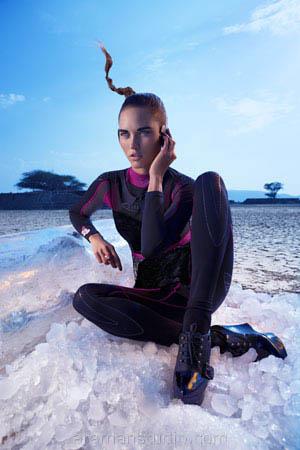 fashion photography in qatar