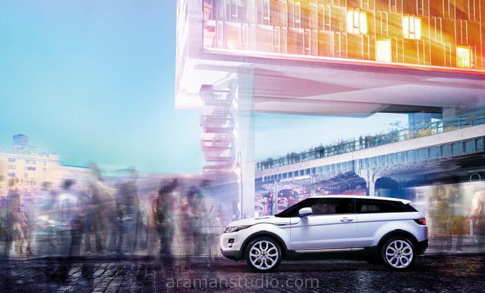 car sales photography
