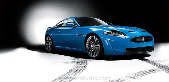 model car photography